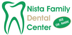 Nista Family Dental Center Retina Logo